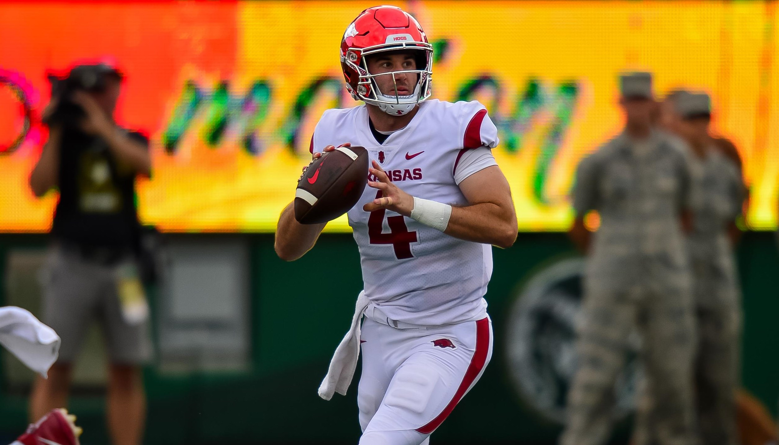 Hilltoppers Add Quarterback Ty Storey to 2019 Roster - Western