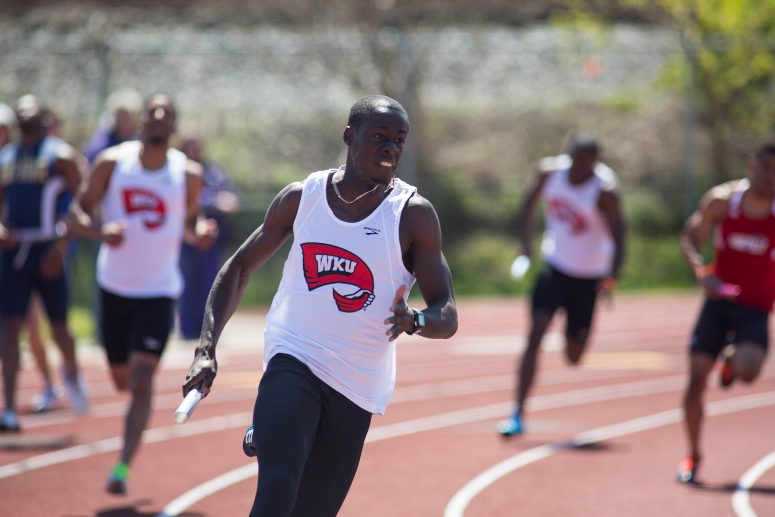 Western Kentucky University Athletics - Us track and field map my run